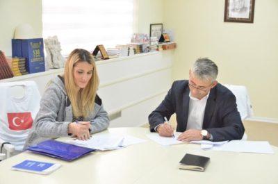 """Gjilani nënshkruan marrëveshje mirëkuptimi me OJQ-në """"NOPM"""" – 09 nëntor 2015"""
